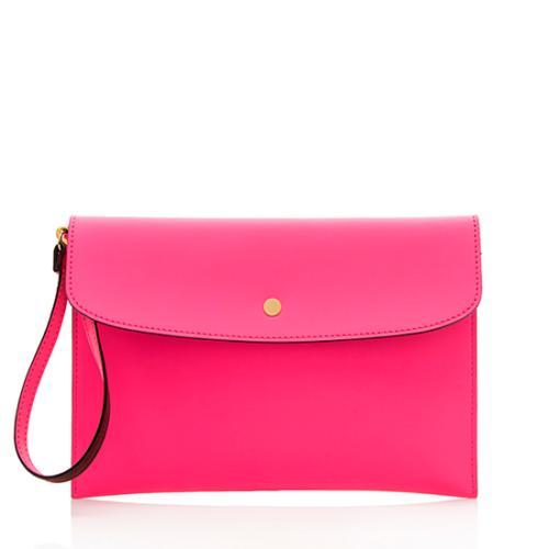 Stella McCartney Leather Pochette
