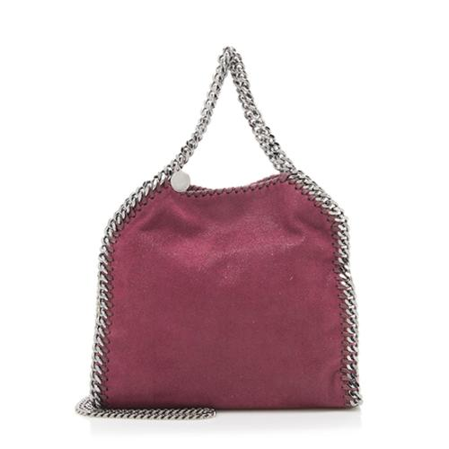 Stella McCartney Shaggy Deer Falabella Mini Tote