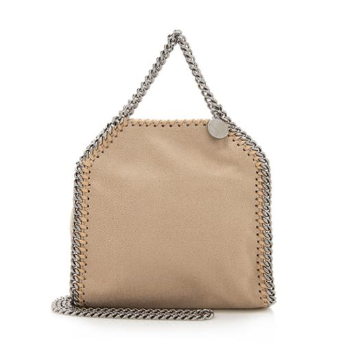Stella McCartney Shaggy Deer Falabella Tiny Tote