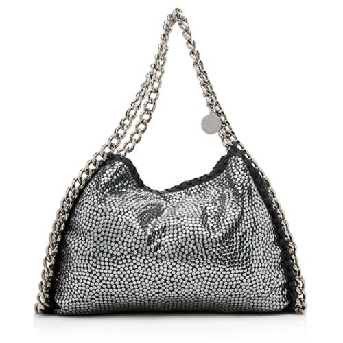 Stella McCartney Studded Falabella Small Tote