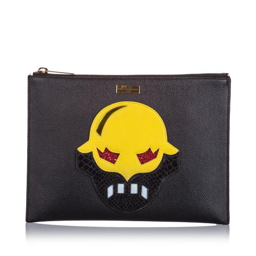 Stella McCartney Superstellaheros Clutch