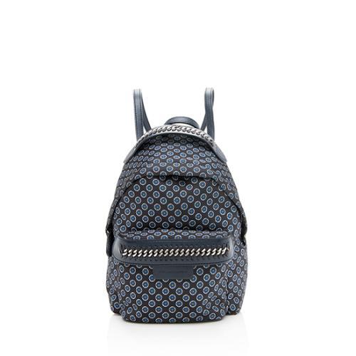 Stella McCartney Windsor Printed Mini Backpack