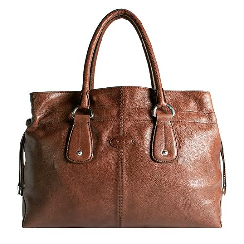 Tods D-bag Tote