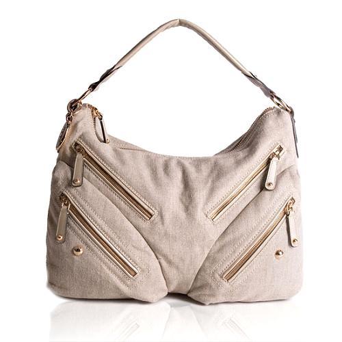 Tods Easy Sacca Media Shoulder Handbag