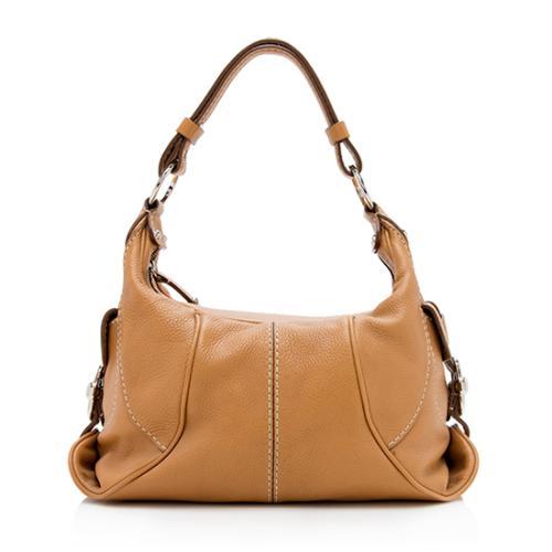 Tod's Leather Pocket Hobo
