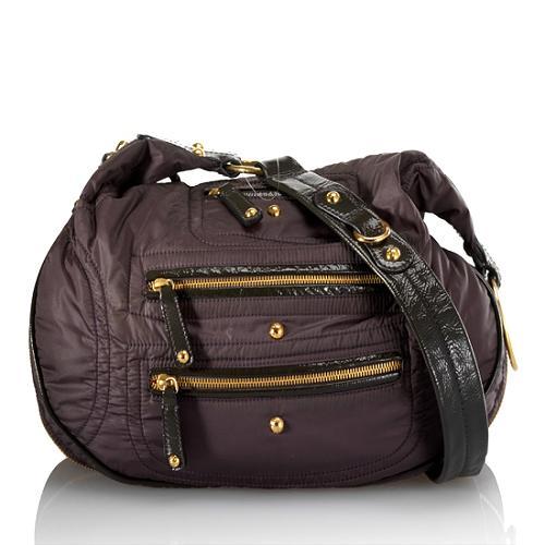 Tods Pashmy Luna Hobo Handbag