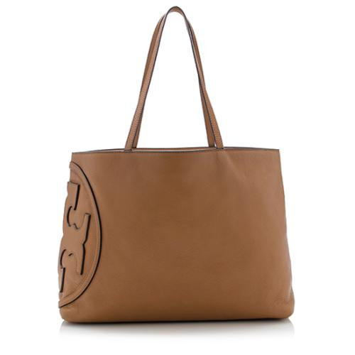 Tory Burch Leather All T East/West Tote