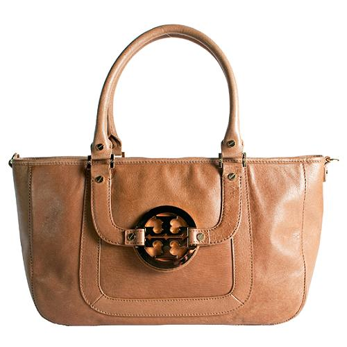 Tory Burch Amanda Satchel Handbag