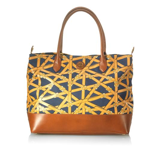 Tory Burch Andy Printed Tote