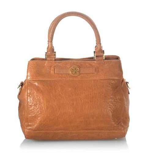 Tory Burch Audra Large Satchel Handbag