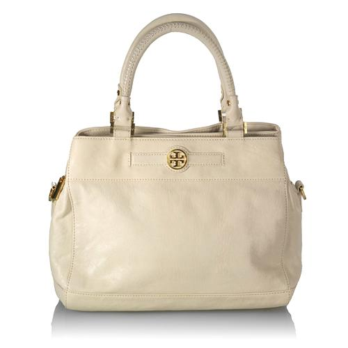 Tory Burch Audra Large Satchel Handbag