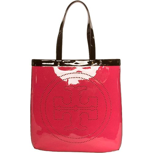 Tory Burch Contrast T Tote
