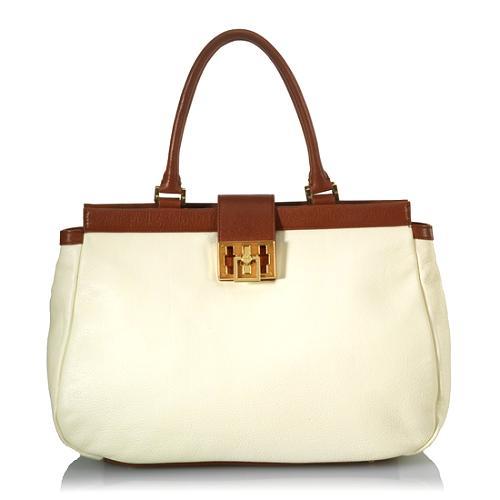 Tory Burch Danielle Satchel Handbag
