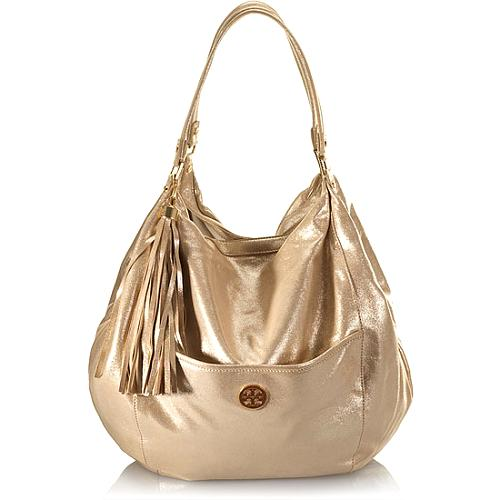Tory Burch Dean Oversized Hobo Handbag