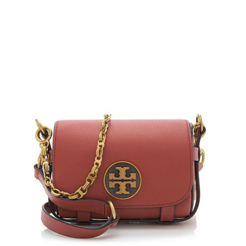 Tory Burch Leather Alastair Small Crossbody Bag