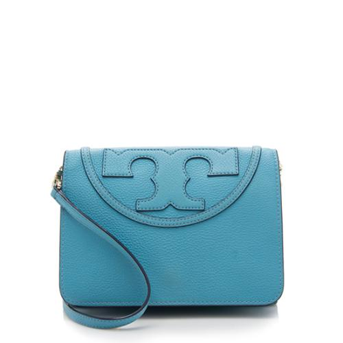 Tory Burch Leather All T Combo Crossbody Bag
