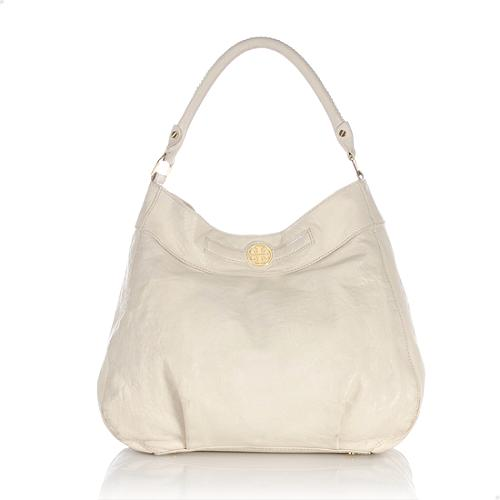 Tory Burch Leather Audra Hobo - FINAL SALE