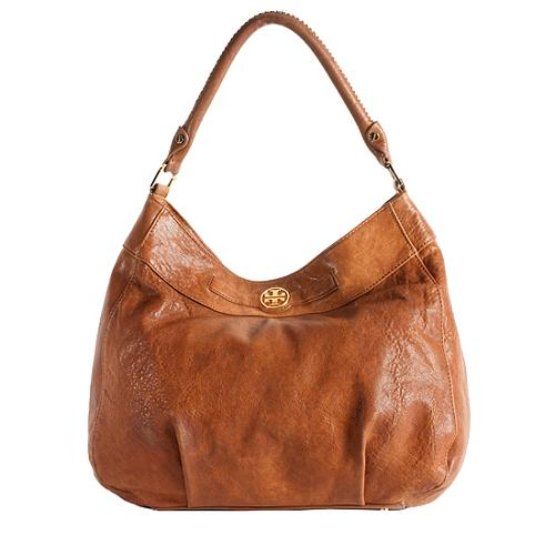 Tory Burch Leather Audra Hobo