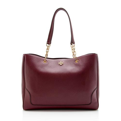 Tory Burch Leather Carter Tote