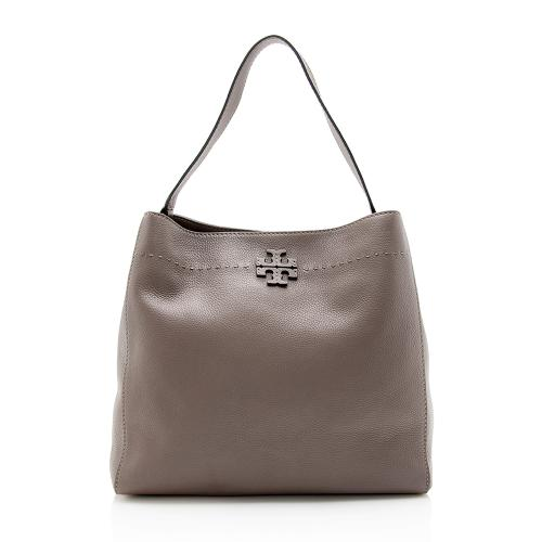 Tory Burch Leather Chain McGraw Shoulder Bag - FINAL SALE