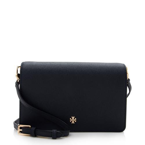 Tory Burch Leather Emerson Shoulder Bag