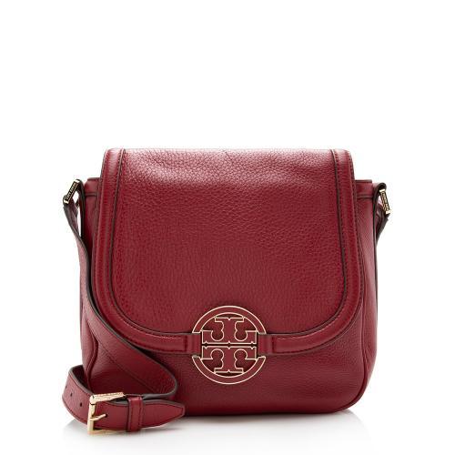Tory Burch Leather Flap Bag
