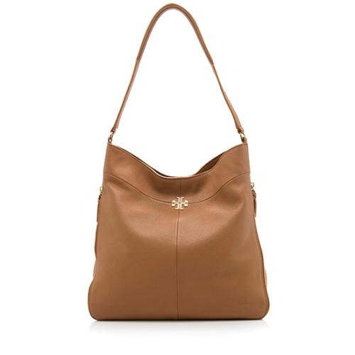 Tory Burch Leather Ivy Hobo