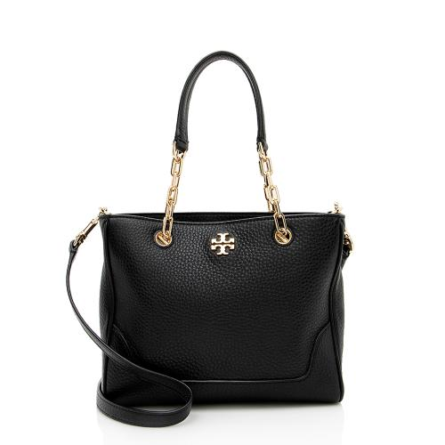 Tory Burch Leather Marsden Small Tote