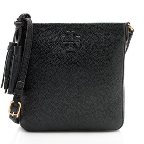 Tory Burch Leather McGraw Swingpack
