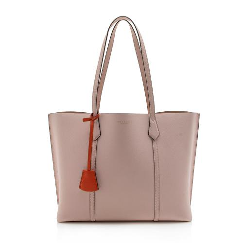 Tory Burch Leather Perry Tote