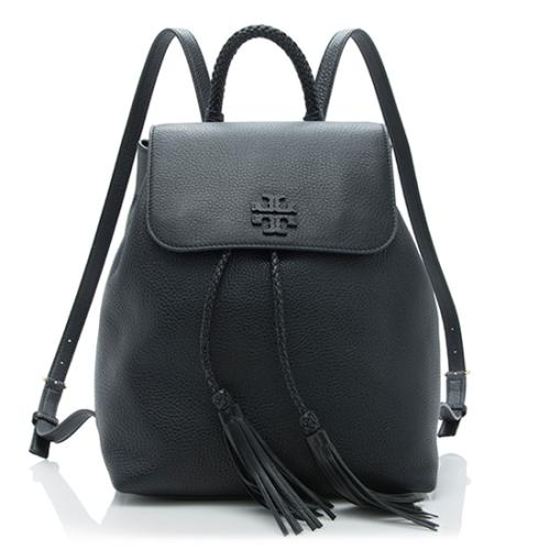 Tory Burch Leather Taylor Backpack