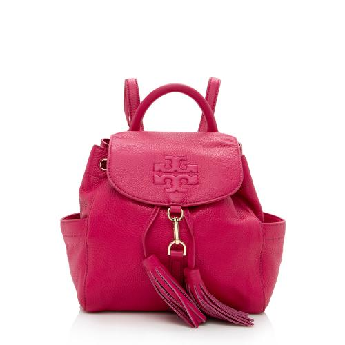 Tory Burch Leather Thea Backpack