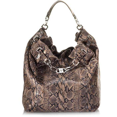 Tory Burch Natalya Large Hobo Handbag