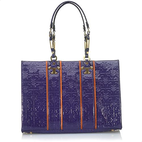 Tory Burch Nico Lux T East-West Tote