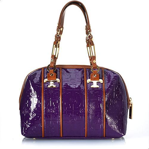 Tory Burch Nico Satchel Handbag