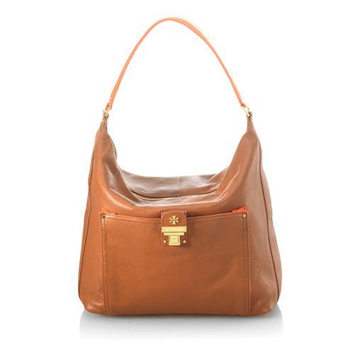 Tory Burch Rachael Bucket Hobo Handbag