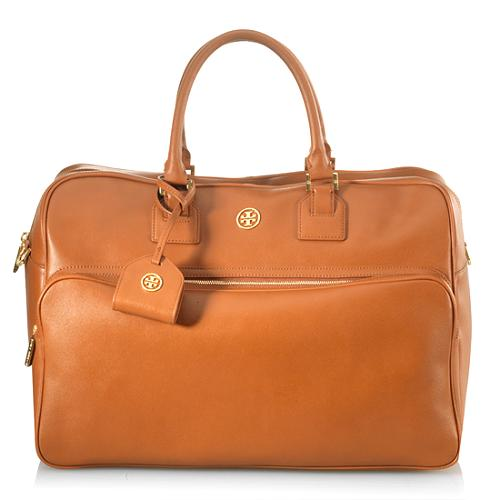 a688972e70a Tory-Burch-Robinson-Saffiano-Weekender-Tote 37811 front large 1.jpg
