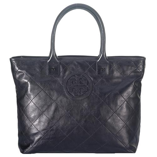 Tory Burch Small Jaden Leather Tote
