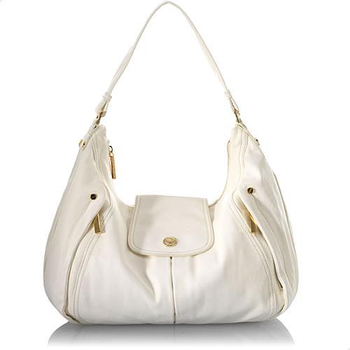 Tory Burch Tevin Large East/West Hobo Handbag
