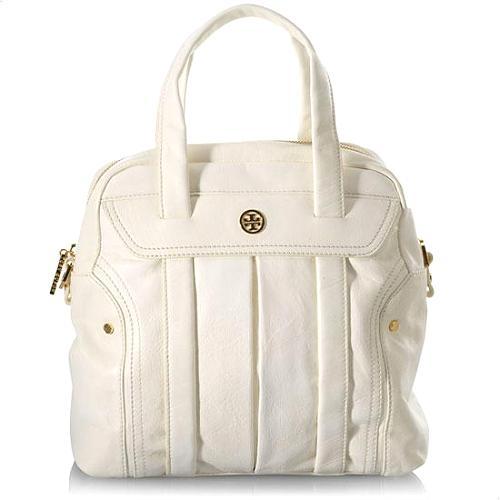 Tory Burch Tevin Small Box Satchel Handbag