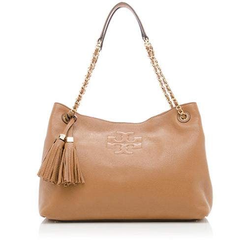 Tory Burch Thea Chain Slouchy Shoulder Bag