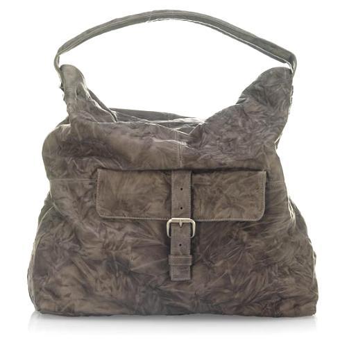 Tylie Malibu Crystal Pyramid Bohemian Handbag