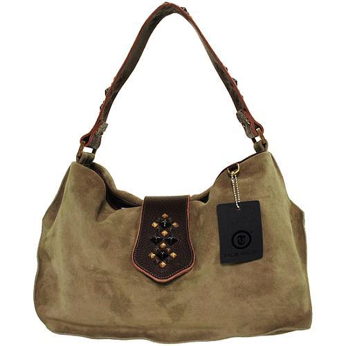 Tylie Malibu Vintage Shorty Hobo Handbag