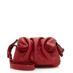 Valentino Calfskin Bloomy Mini Shoulder Bag