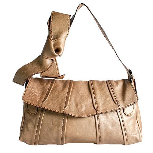 Valentino Fame Bow Shoulder Handbag