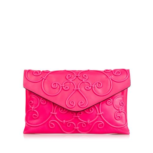 Valentino Intricate Clutch
