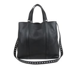 Valentino Leather Tote