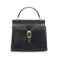 Valentino Leather Satchel