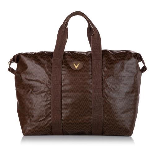 Valentino Logo Print Tote Bag