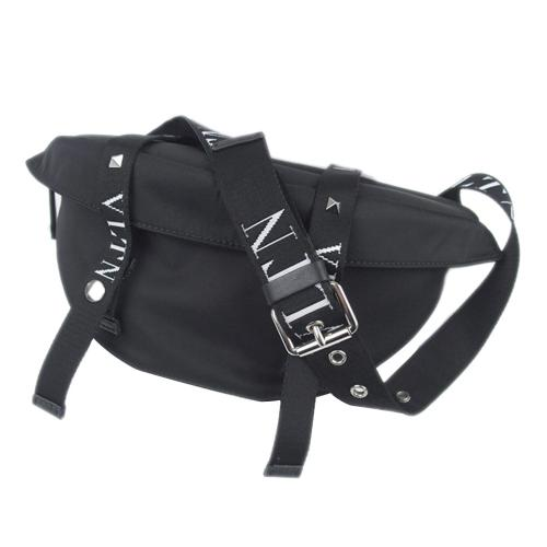 Valentino Nylon Belt Bag